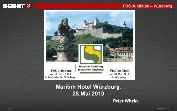 FDS Jubiläum – Würzburg - ESU