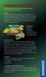 Deutschland – Finden Sie Minden?