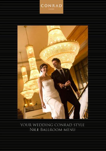 Conrad Ballroom Entertainment - Hilton