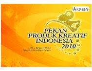 The 5 Arrows of Branding Strategy - Indonesia Kreatif