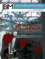 (JBIM) - Fall 2008 - The Whole Building Design Guide