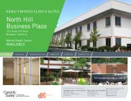 North Hill Business Plaza - Cassidy Turley