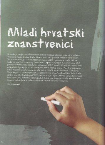 Hrvatska je Zemlja s najvišom stopom odljeva ... - Pavel Gregoric