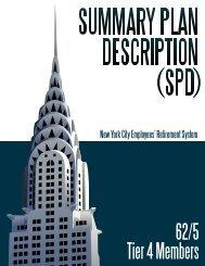 62-5 SPD:62/5 SPD.qxd - NYCERS