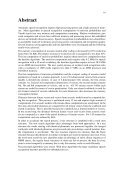 Optimization of algorithms for large vocabulary isolated word ... - Page 3