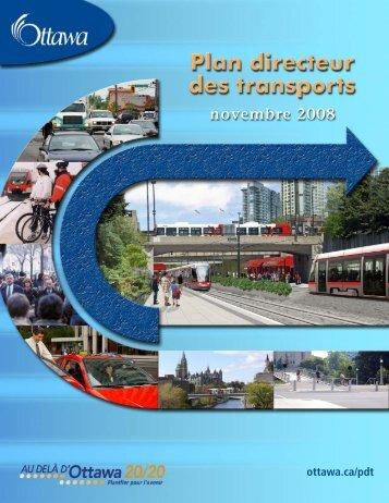 Transport actif \(marche et cyclisme\) - Ottawa Confederation Line