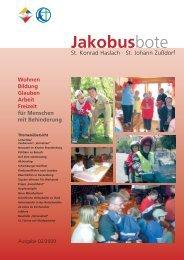 Jakobusbote - St. Jakobus Behindertenhilfe