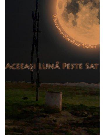 florentina loredana dalian aceeaşi lună peste sat - Revista HELIS