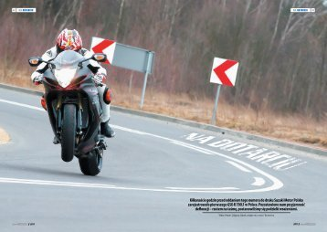 Na dotarciu - Suzuki Motor Poland