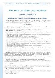 Journal officiel de la République française - N° 262 du 10 ... - Anil