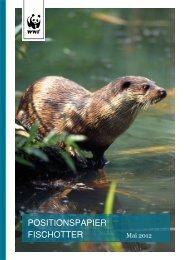 Positionspapier Fischotter Mai2012x - WWF