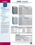 CUBEx Exd enclosures, 8264 series - Page 2
