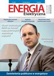 numer 9/2008 - E-elektryczna.pl