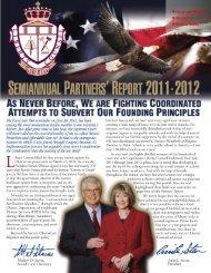 June 2012 Semi-Annual Partners Report - Liberty Counsel