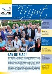 Vrijuit, editie juli 2012 - Aclvb