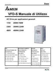 Manuale VFD-S (IT) - Sit SpA