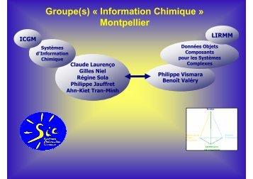 JAUFFRET Philippe - Laboratoire d'Infochimie