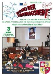 copie echo marz 2011.pmd - Demokratisches Forum der Banater ...