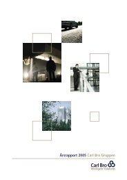 Årsrapport 2005 - Grontmij