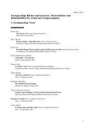 Zweisprachige Bücher und Lesetexte, Wörterbücher und ...