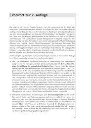 Leseprobe - Die strategische Ausrichtung von Einkauf und ...