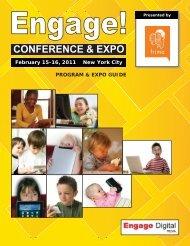 February 15-16, 2011 New York City PROGRAM ... - Engage Digital