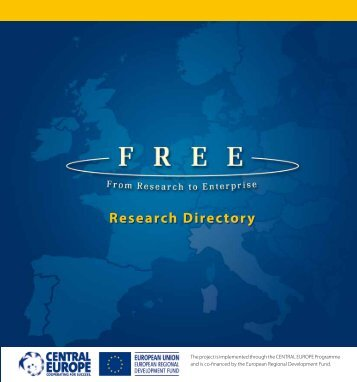 published Research Directory - FREE - From Research to Enterprise