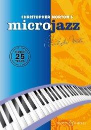 microjazz - Schott Music