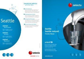 Seattle Seattle naturell - Selecta Deutschland GmbH