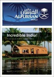 Incredible India! - Saudi Arabian Airlines