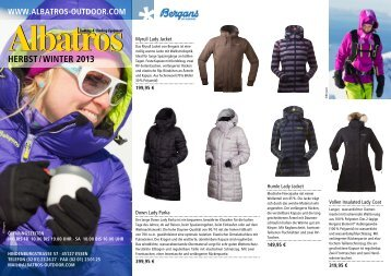 Herbst / winter 2013 - Albatros