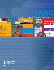 BUILDING BETTER HEALTH - PAHO Publications Catalog