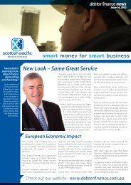 Issue 14 - June 2012 - Debtor Finance