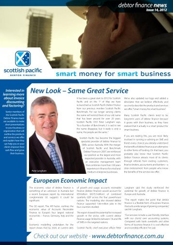 Issue 14 - June 2012 - Debtor Finance