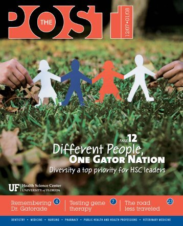 POST - UF Health Podcasts - University of Florida
