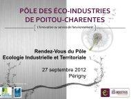 Territoriale - Le Pôle des Eco-industries - Poitou Charentes - Région ...