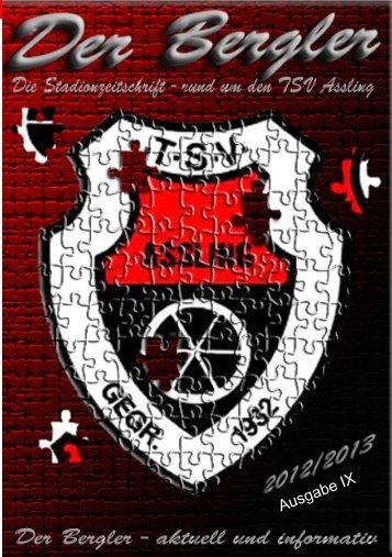 Der Bergler IX - TSV Assling