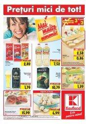 Catalog KAUFLAND varianta PDF - Infoo.ro