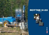 ROTTNE H-20 - dominga.lt