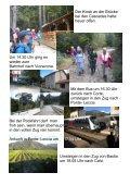 Bahnfahrt nach Vizzavona, Cascades des Angais - Seite 3