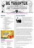 Clubblad December 2012 - Tubanters - Page 3