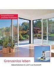 Grenzenlos leben - Fensterbau Kaiser