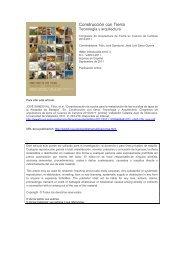Caracterización de suelos para la restauración de las murallas de ...