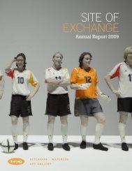AG's annual report 2009 - Kitchener-Waterloo Art Gallery