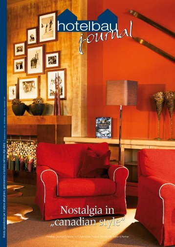 "Nostalgia in ""canadian style"" - Michaeler & Partner"
