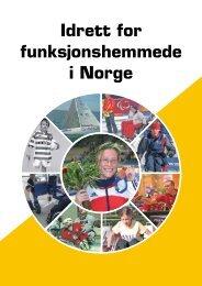 Idrett for funksjonshemmede i Norge - Norges idrettsforbund