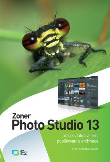 Zoner Photo Studio 13 – svazek 2