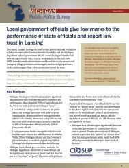 Download the report in PDF format. - Center for Local, State, and ...