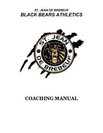 The Specialist High Skills Major (SHSM) St. Jean de