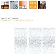 INNEN OFFEN - Architekten24.de